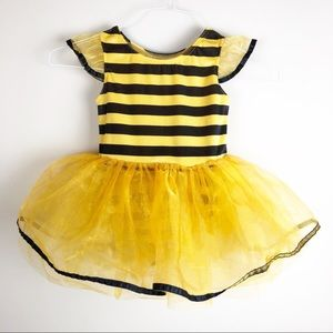 Other - Girls Bumble-Bee Tutu Dress Costume 2T 3T